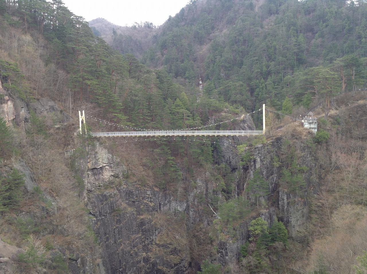 渡らっしゃい吊橋1