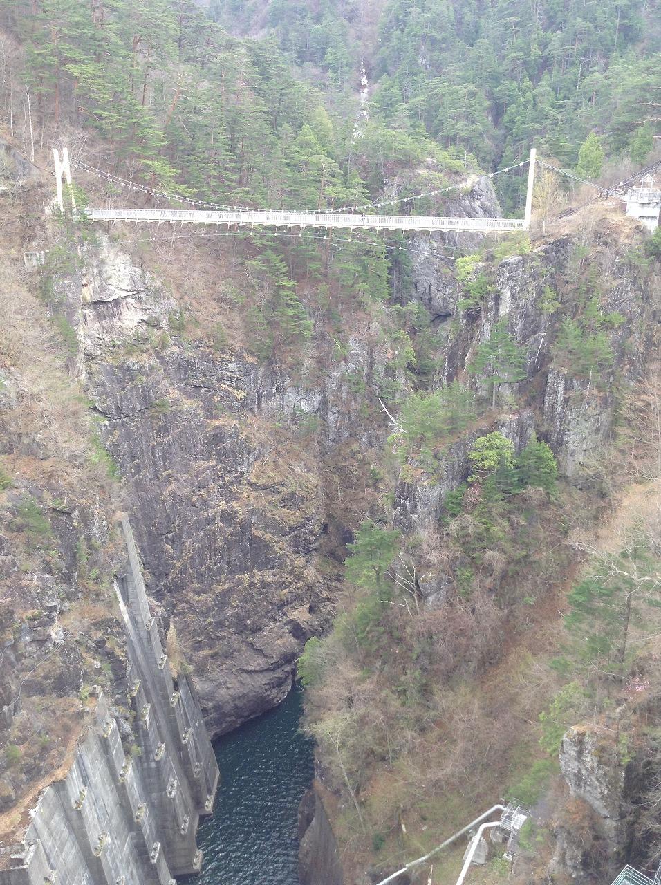 渡らっしゃい吊橋2