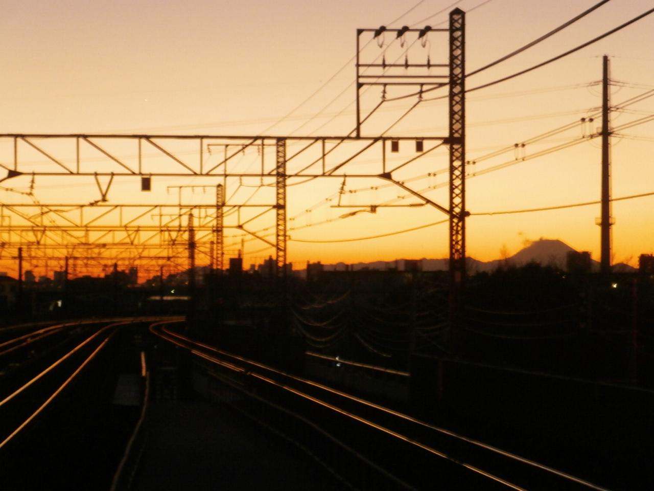 亀有駅より