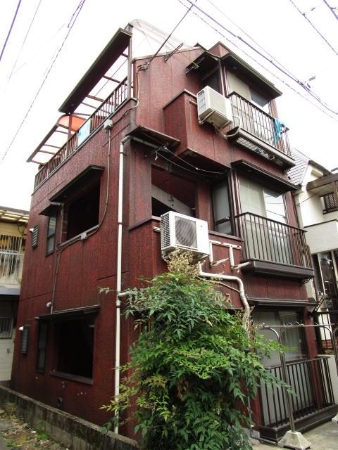 上十条アパート