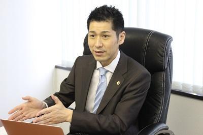 代表弁護士 三平聡史氏