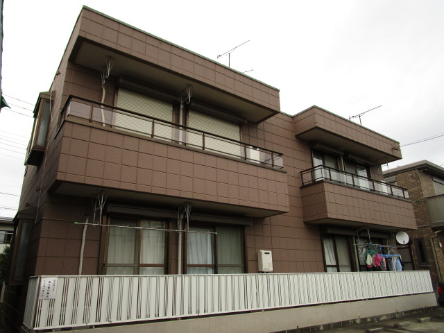 日野市東平山二丁目一棟アパート