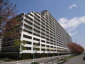 東京サーハウスリバーポート外観