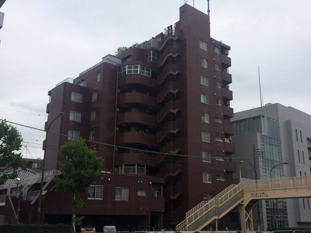 GSハイム東高円寺 外観