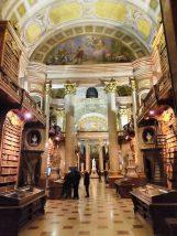 オーストリア国立図書館(プルンクザール)