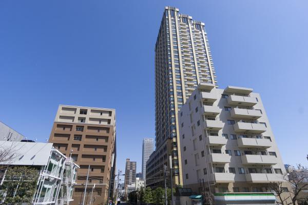 資産価値の高い優良マンション,キャピタルゲートプレイス・ザ・タワー