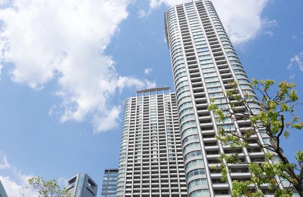 資産価値の高い優良マンション,中央区,勝どき ザ・タワー