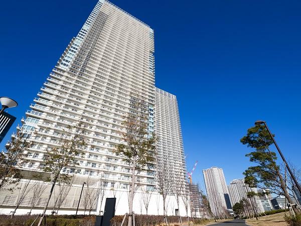 資産性の高い優良マンション,品川区ブリリア大井町ラヴィアンタワー