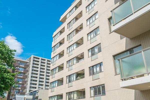 資産性の高い優良マンション,世田谷区桜上水ガーデンズ