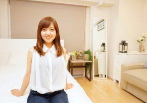 若い日本人の女性