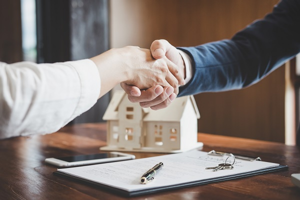 住宅の契約