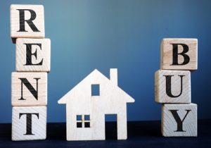 賃貸と購入