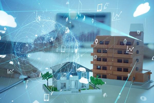 住宅とネットワーク