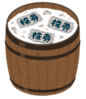 日銀の塩漬け株