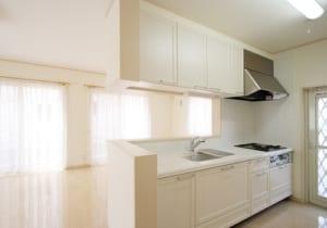 対面式キッチン イメージ