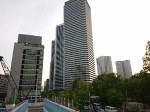 晴海3丁目タワーマンション