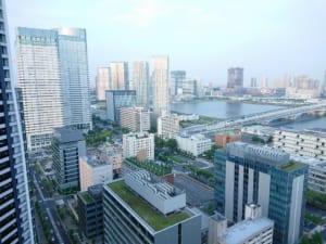 晴海ドゥ・トゥールWEST_29階眺望_昼