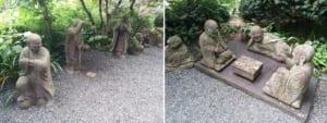 浄慶寺の羅漢像