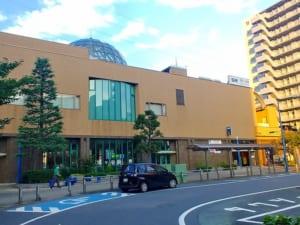 鳩ヶ谷駅西口