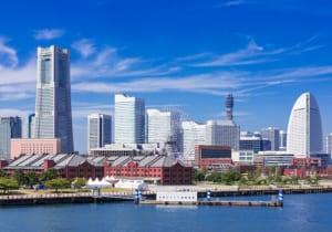 神奈川県ー都市風景