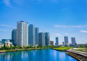 横浜 高層マンション