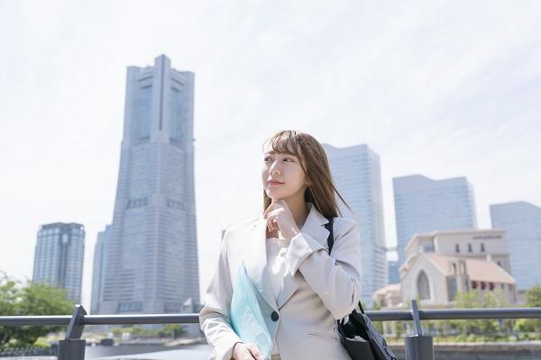 ビジネスウーマン 横浜